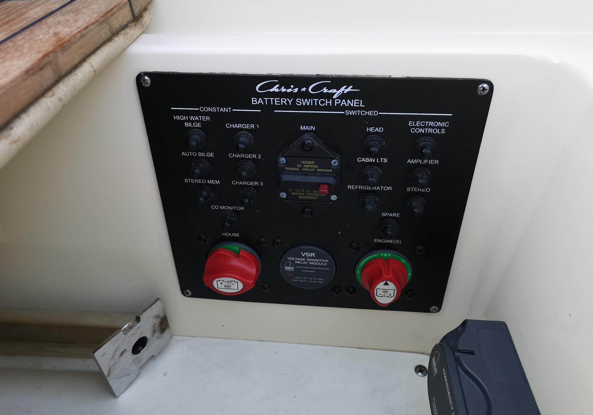 Chris craft corsair 28